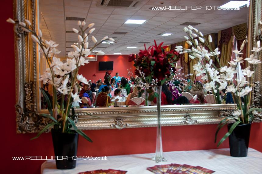 The Mirage Asian wedding venue in Bradford