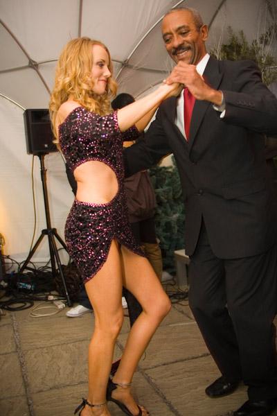 Cuban Salsa Dancing