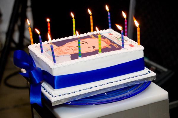 50th Brithday cake for Trevor