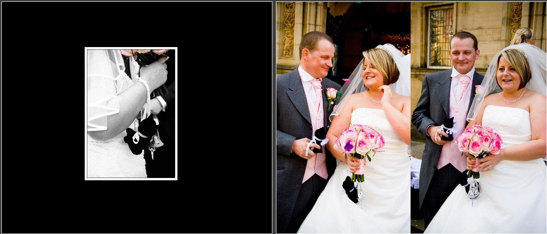 wedding storybook page 14