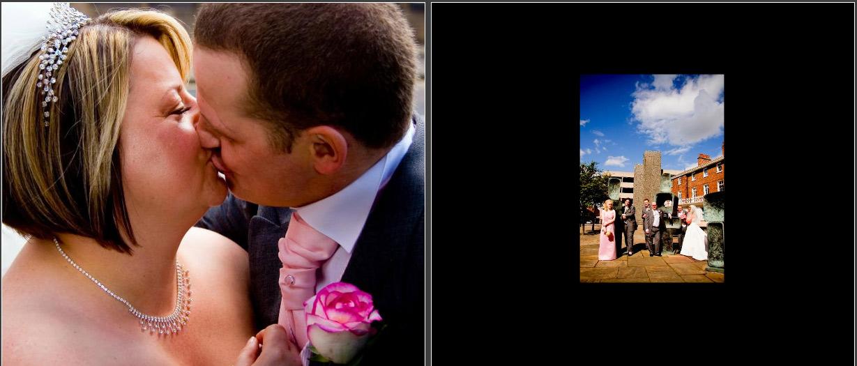 wedding story book photos