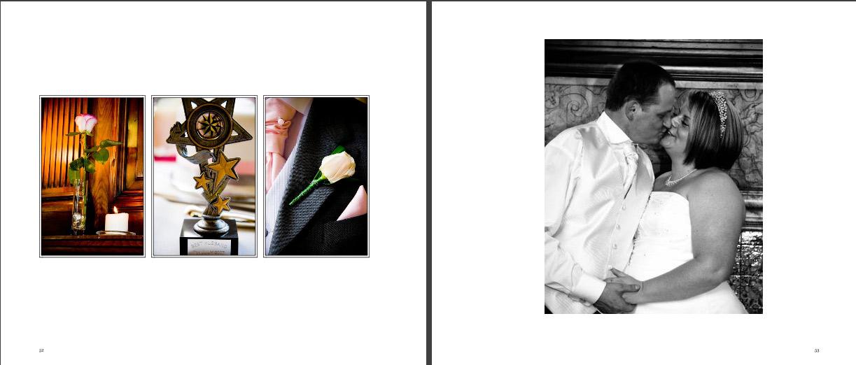 storybook wedding reception photos