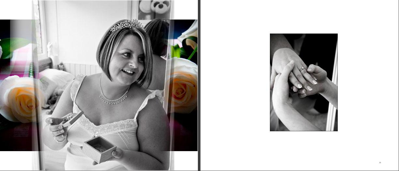 wedding story book photos by Reel Life Photos