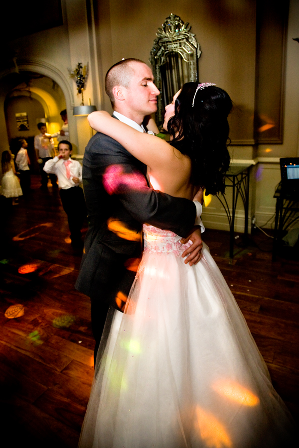 first dance at wedding in Leeds