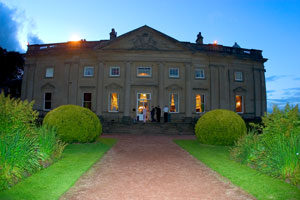 Wortley Hall at Night