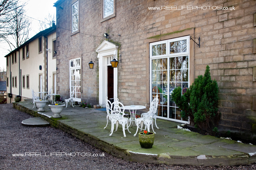Alder House wedding venue in Batley, West Yorkshire  