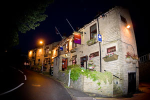 wedding venue near Huddersfield and Halifax, The Rock Inn Holywell Green