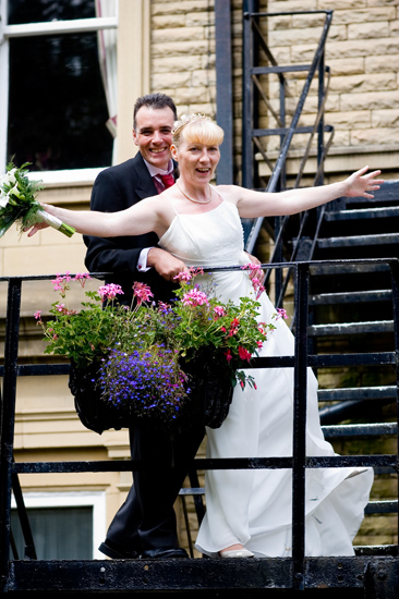 wedding at Durker Roods Hotel - wedding venue near Huddersfield