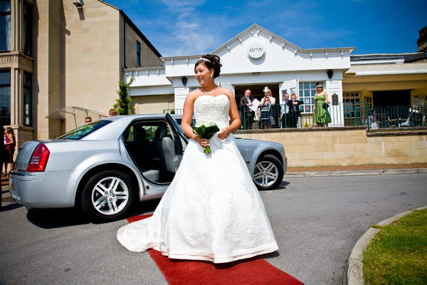 Gomersal Park Hotel wedding venue West Yorkshire