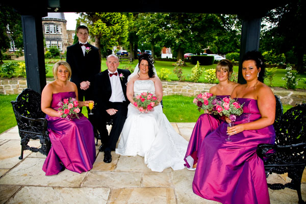 Kings Croft wedding venue near Pontefract