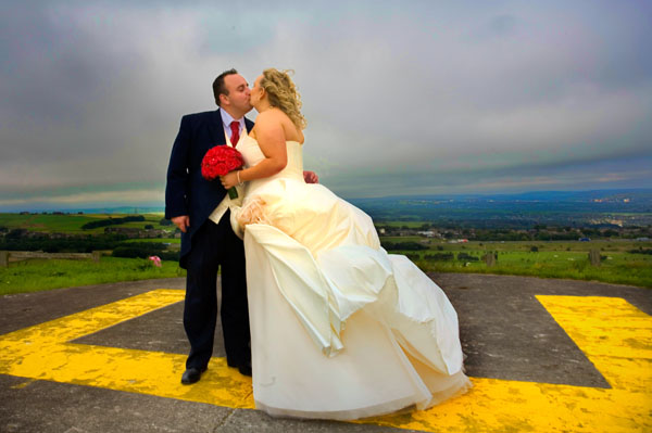 Pennine Manor Hotel in Golcar wedding venue West Yorkshire