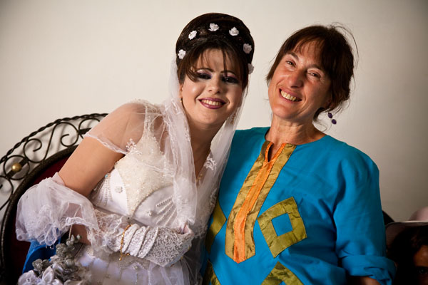 picture of Bedouin bride Ayesha with Reel Lfe Photos wedding photographer Elaine