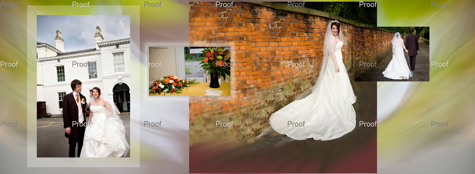 pages 74-75 wedding storybook dreamy romance in grounds of Chancellors Hotel & Conference Centre