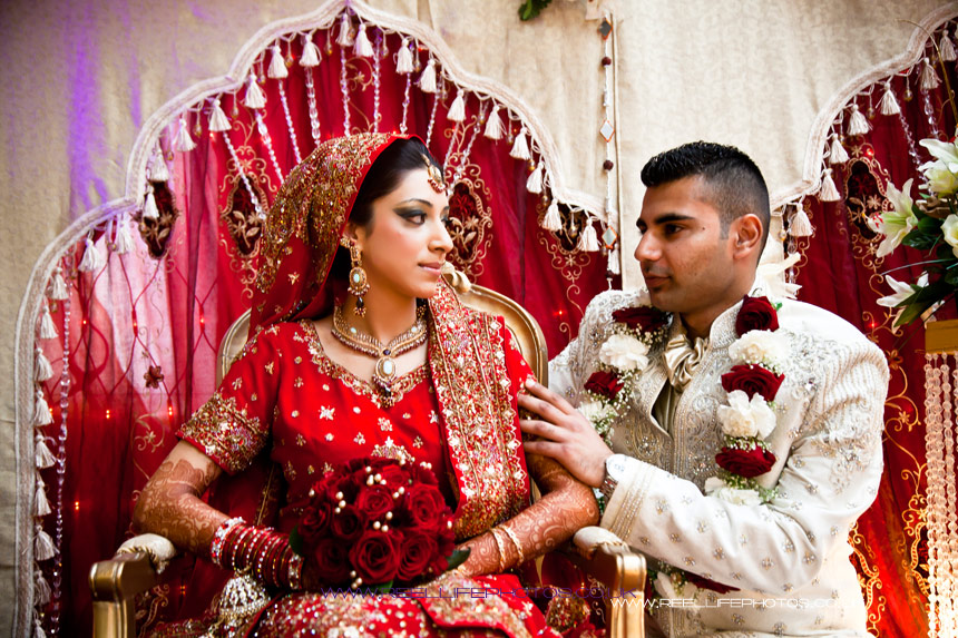 In Weddings For Asian Brides