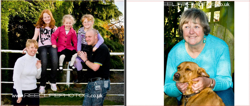 family portrait photography North Yorkshire