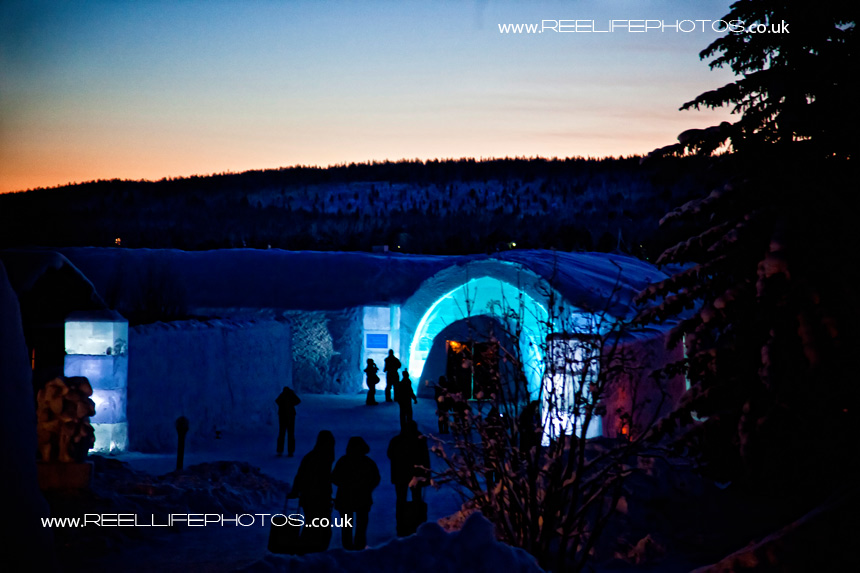21st Ice Hotel in Sweden