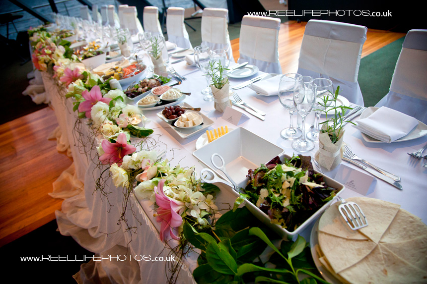 wedding reception pictures from Starship Sydney
