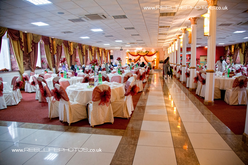 Mirage wedding venue women's function room