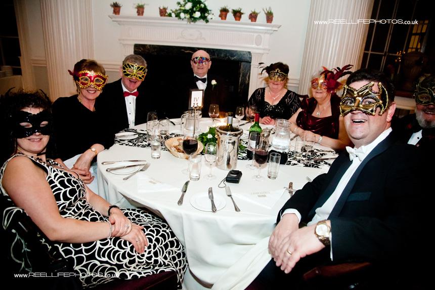 wedding Masquerade extravaganza
