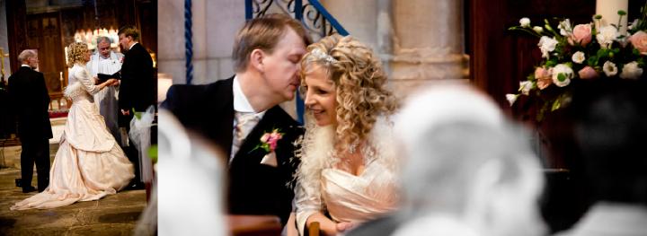 Graphistudio wedding story book album pictures in church