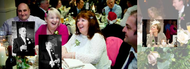 wedding reception pictures at Huntsman Inn