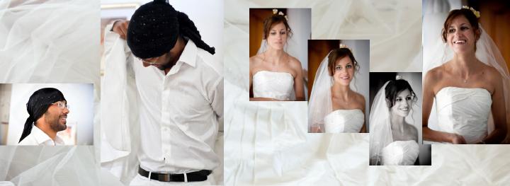 Lauren and Trevor's wedding in the Seychelles