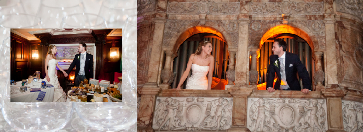 romantic pictures of wedding at Thornton Manor
