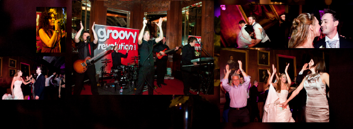 Groovy Revolution band photos