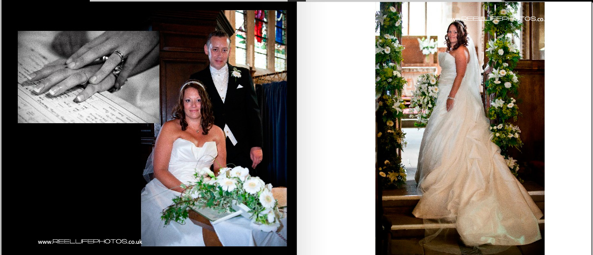 church wedding pics