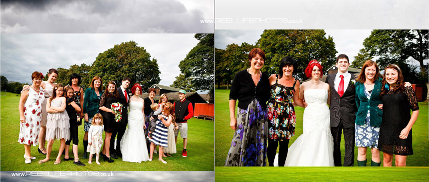 wedding photography in Kendal