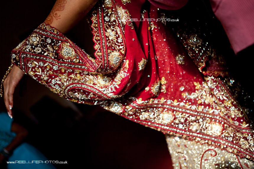 Asian wedding photography in Batley & Dewsbury, West Yorkshire