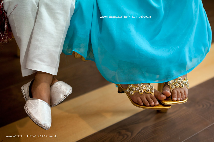 Asian wedding  photography at venue near Dewsbury