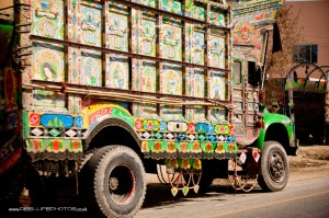 Pakistani wagon.