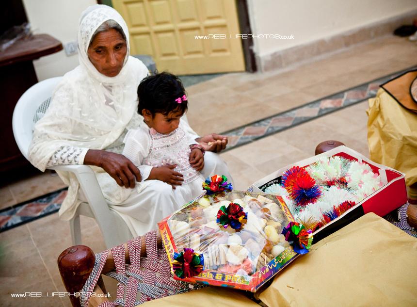 Asian wedding in Pakistan