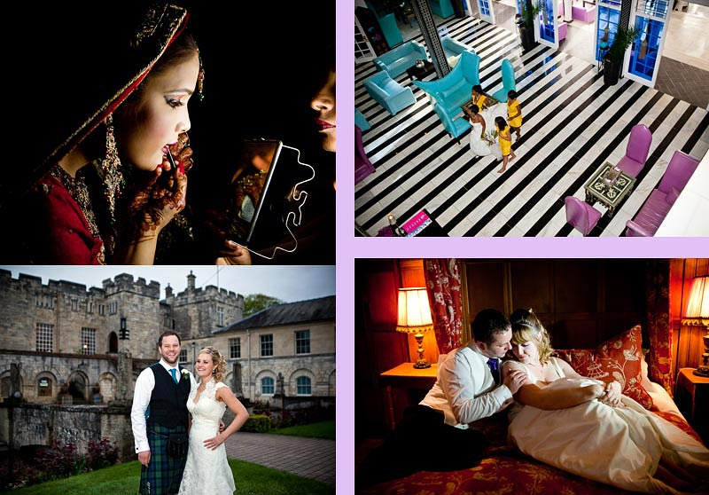 Asian wedding in Pakistan, Hazlewood Castle wedding. Coco Ocean wedding in Gambia, bridal suite wedding photo at Wentbridge House, wedding venues in West Yorkshire