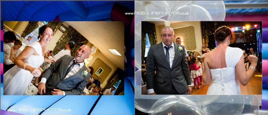 wedding storybook first dance fun photos