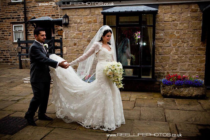 Arabic Iraqi Post wedding photos at Mercure Blackburn Dunkenhalgh Hotel & Spa, Lancashire