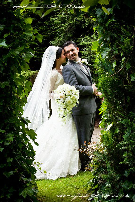 Mercure Blackburn Dunkenhalgh Hotel & Spa wedding photographer