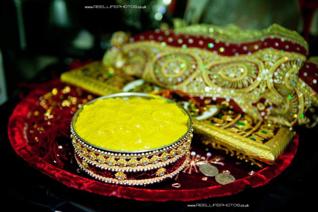 Hindu wedding photography showing Mayan traditional ceremony
