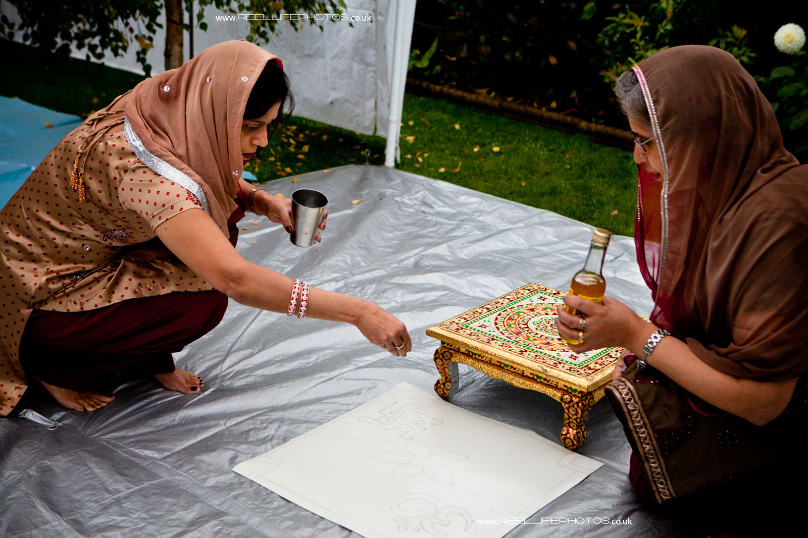 ReelLifePhotos Wedding Photography » Hindu wedding ceremony