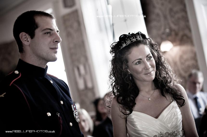 Wedding ceremony picture Richmond