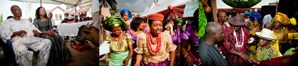 cultural wedding in Nigeria by international wedding photographer
