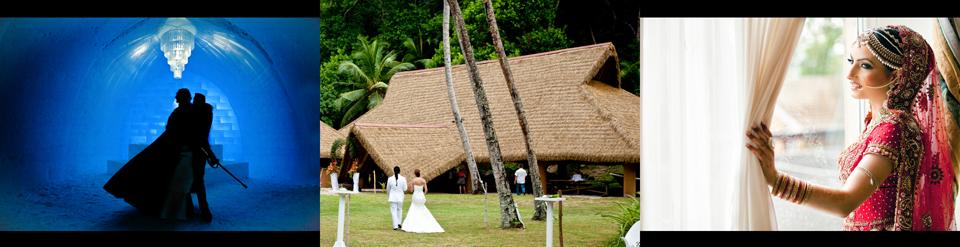Seychelles, Mauritius, Gambia, Crete, Cyprus  wedding photography