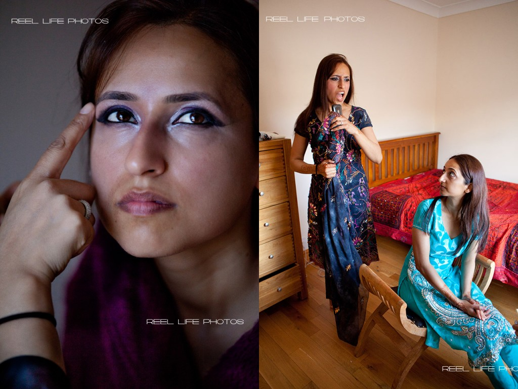 natural Asian wedding photography in Wakefield by female wedding photographer