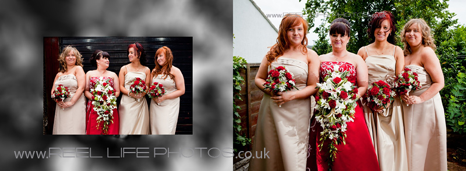 wedding photography in Heckmondwike