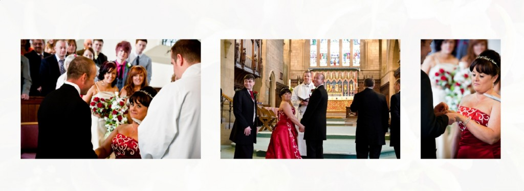 storybook wedding pictures by wedding photographer in Dewsbury, West Yorkshire