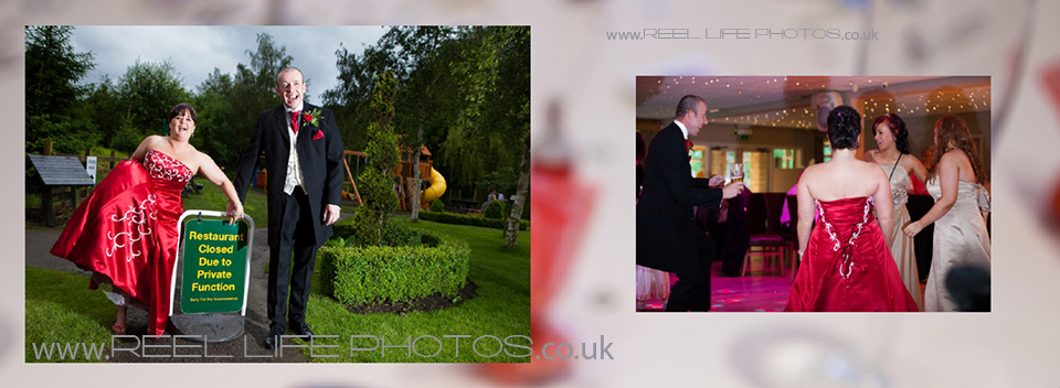 Exclusive wedding venue in West Yorkshire - Ponderosa Lakeside Restaurant