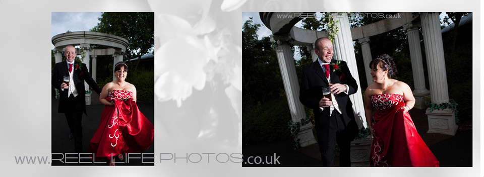 wedding photography using off camera flash