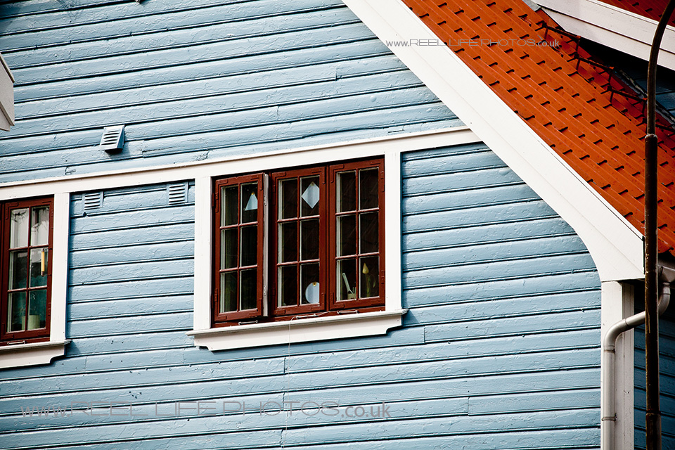 artistic images of Norway from a house in Sandnes