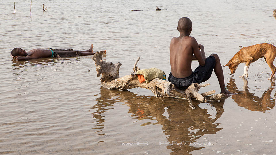 Life in the Gambia